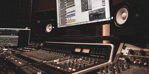 Book the recording studio in Cyprus