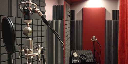 Recording studio in Cyprus - Vocals Recording